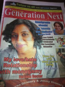 South Asian Generation Next Cover